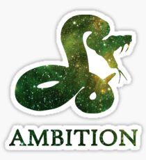 AMBITION Sticker