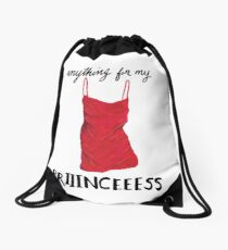 Can I Try it on Now? Drawstring Bag