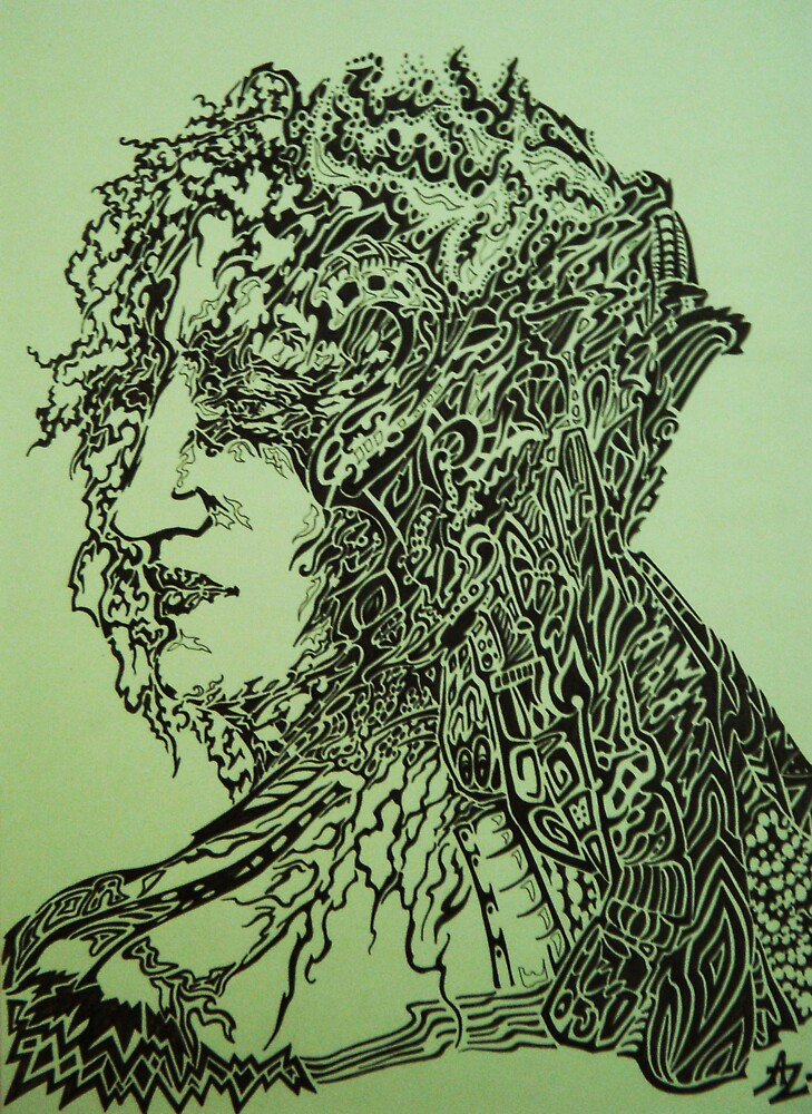 Snake Lady by Anthropolog