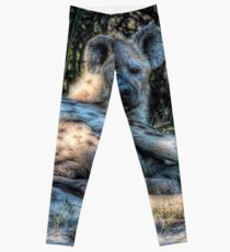 Spotted Hyena Leggings