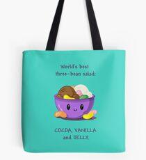 World's Best Three-bean Salad Tote Bag