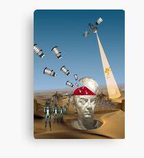 I've got Dalek's on my mind Canvas Print