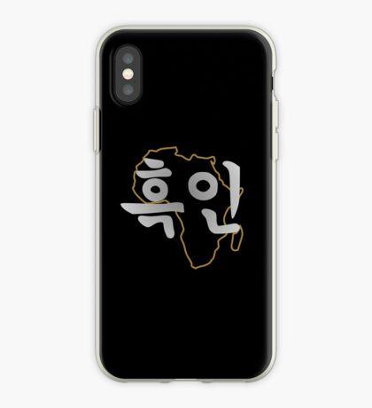 Blasian Third Culture Series (Korean) iPhone Case