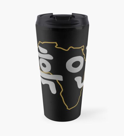 Blasian Third Culture Series (Korean) Travel Mug
