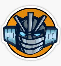 Wheeljack - Transformers Sticker