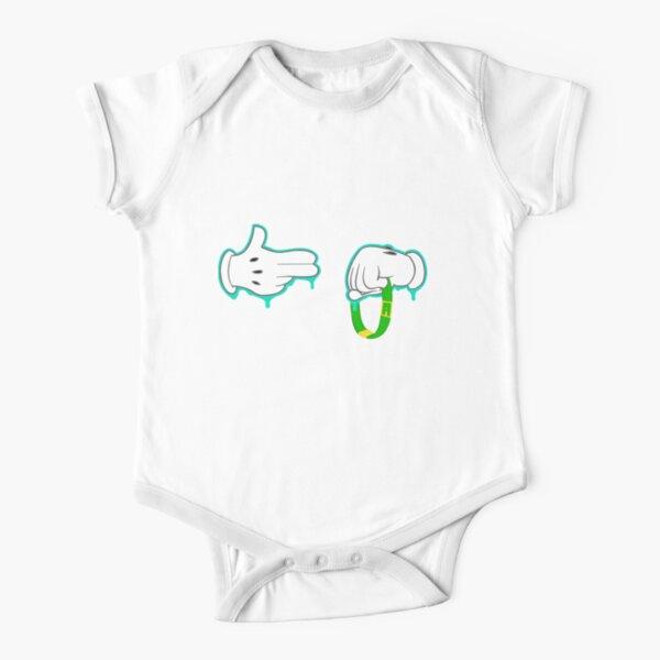 Oh boy! RTJ Short Sleeve Baby One-Piece