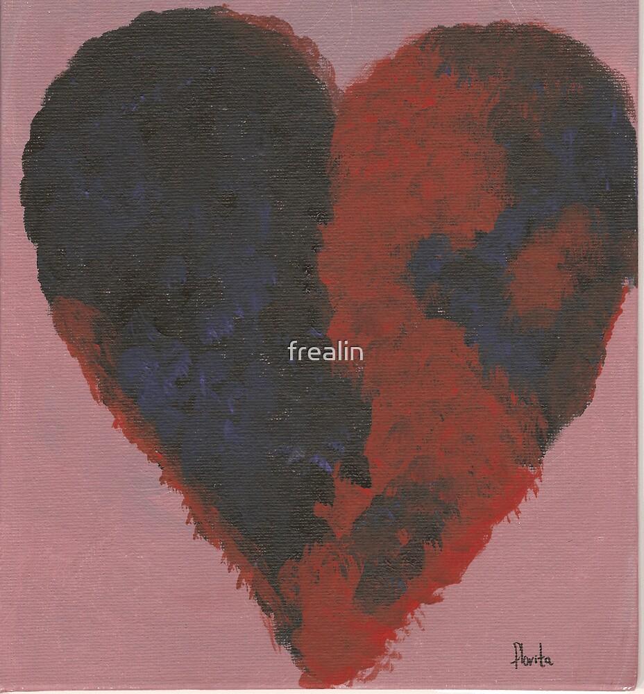 Dark Side of Love by frealin