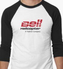 Bell Helicopter Merchendise Men's Baseball ¾ T-Shirt