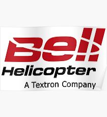 Bell Helicopter Merchendise Poster