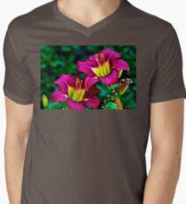 Laughter Men's V-Neck T-Shirt