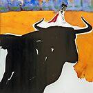 Toros En Ronda by phil decocco