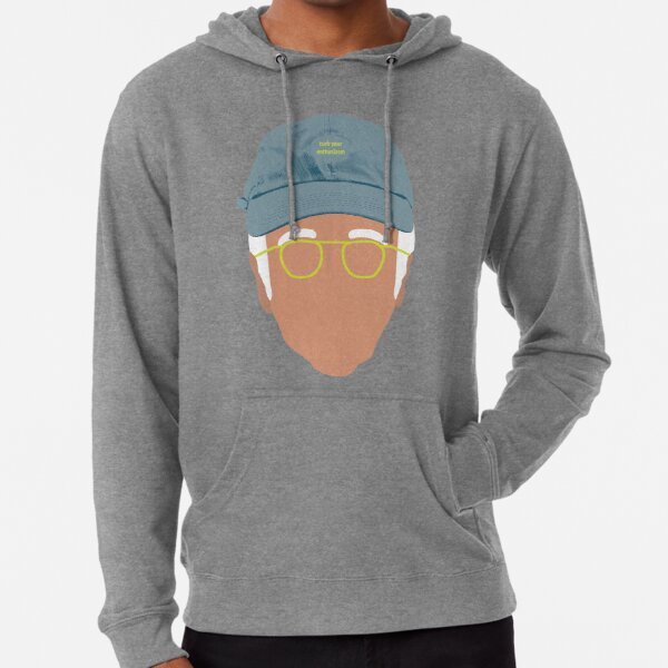Larry David - Curb Your Enthusiasm  Lightweight Hoodie
