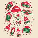 Jingle Crossing by TravisPixels