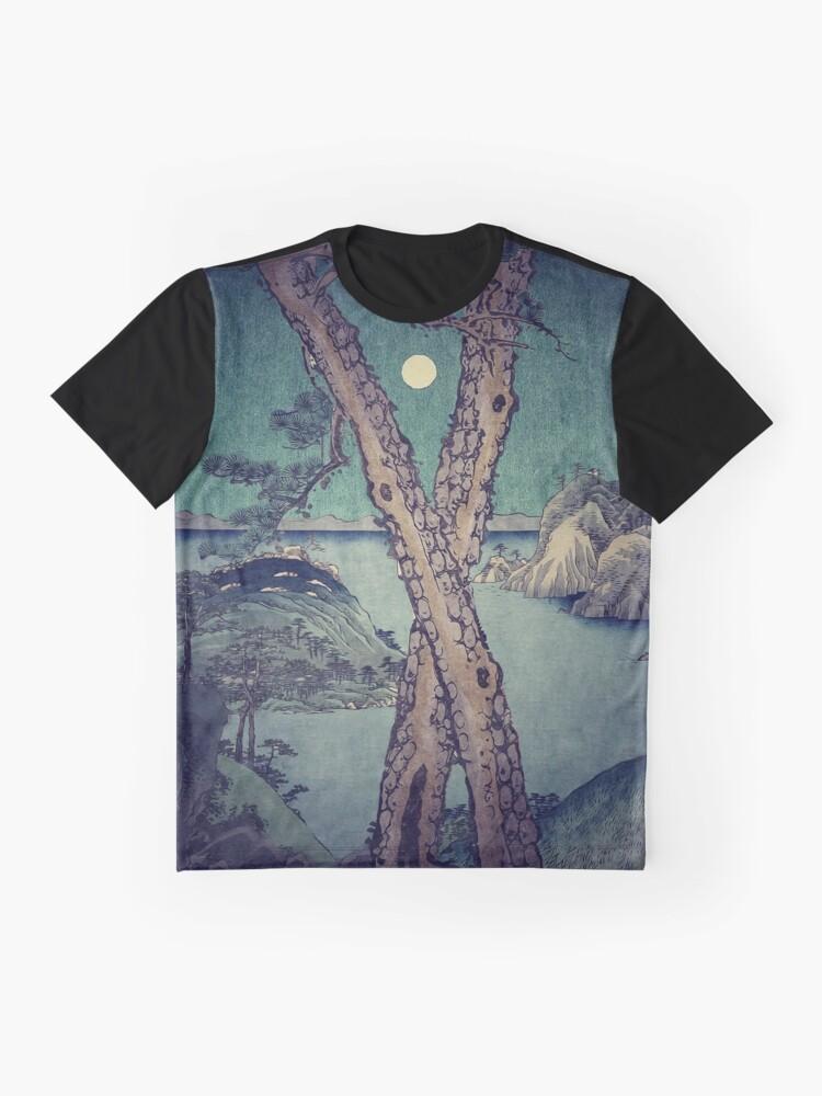 Alternative Ansicht von Die Kigijii Umbra Grafik T-Shirt
