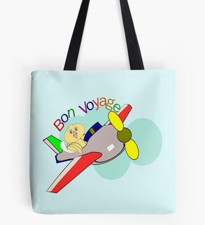 jet- Bon Voyage (6408 Views) Tote Bag