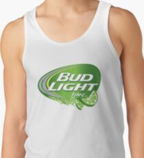 b0b796cfc57386 DILLY DILLY Vintage Distressed T-Shirt Men s Tank Top. Bud-Light-Lime Men s Tank  Top