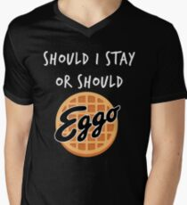 Stranger Things - Should I Stay or Should - Eggo parody T-Shirt
