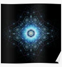 Dimensional Geometry Poster