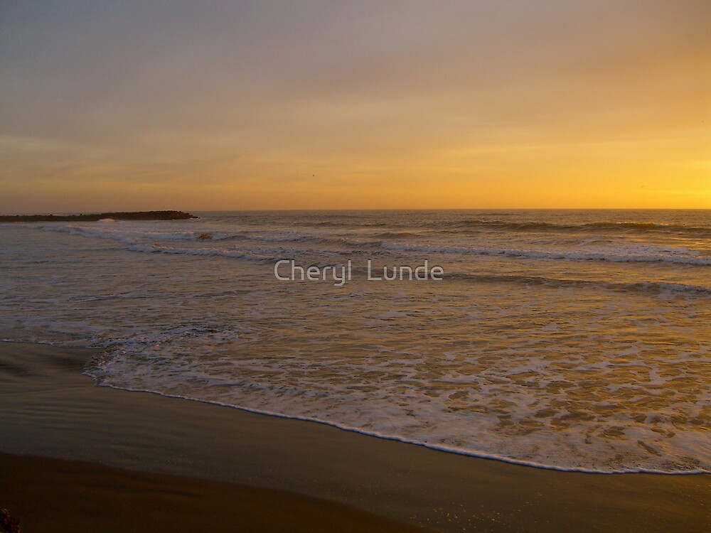 Peace and Tranquility by Cheryl  Lunde