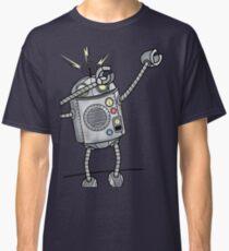 Dabbing robot Classic T-Shirt