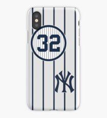 NY Yankees 32 Elston Howard - Custom iPhone Case/Skin