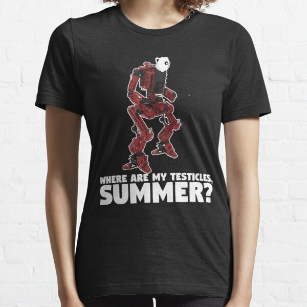 Where are my testicles Summer? T shirt Essential T-Shirt