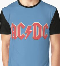 AC DC Graphic T-Shirt