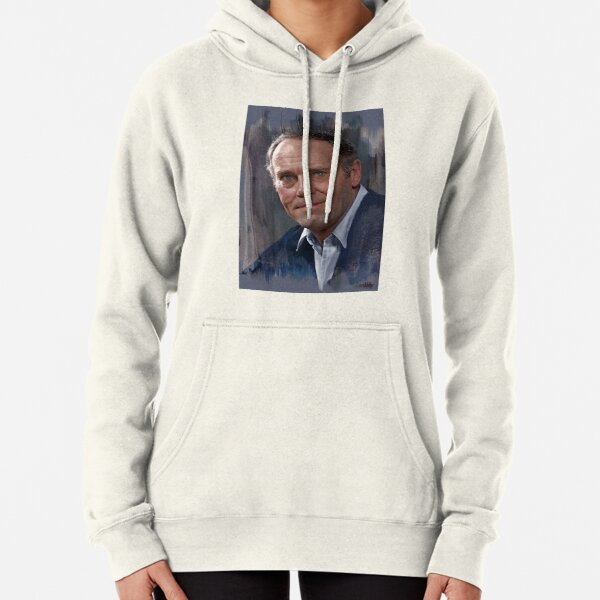 Henry Fonda colorized from photo by Youssuf Karsh Pullover Hoodie