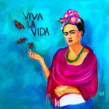 Con Amor a Frida by MaribelDesigns