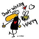 Be Happy by Tomek Kozyra