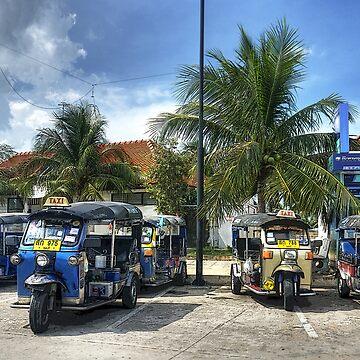 Tuktuks by biawak