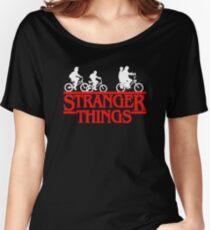 Stranger Things Bike Women's Relaxed Fit T-Shirt