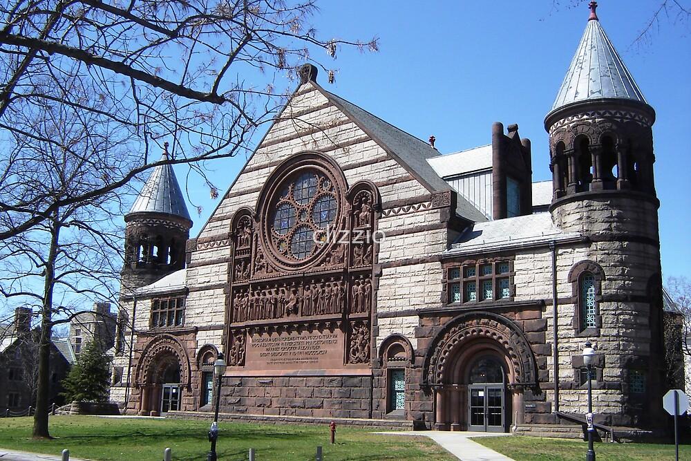 Princeton University by clizzio