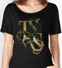 Taylor Swift - Snake Women's Relaxed Fit T-Shirt