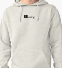 88rising with English Text Pullover Hoodie