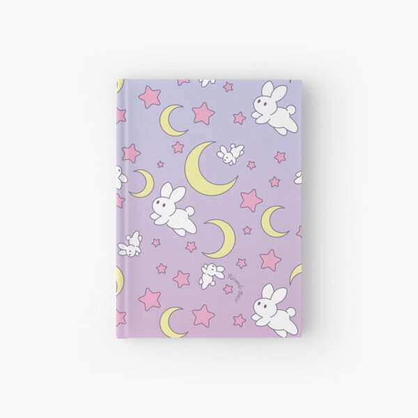 Usagi Pattern Old Style Hardcover Journal