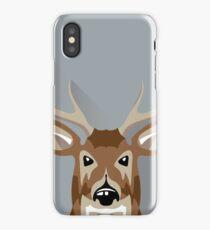 Big Buck iPhone Case/Skin