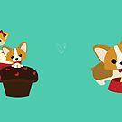 Pupcakes and Pupperoni Mug by kieutiepie