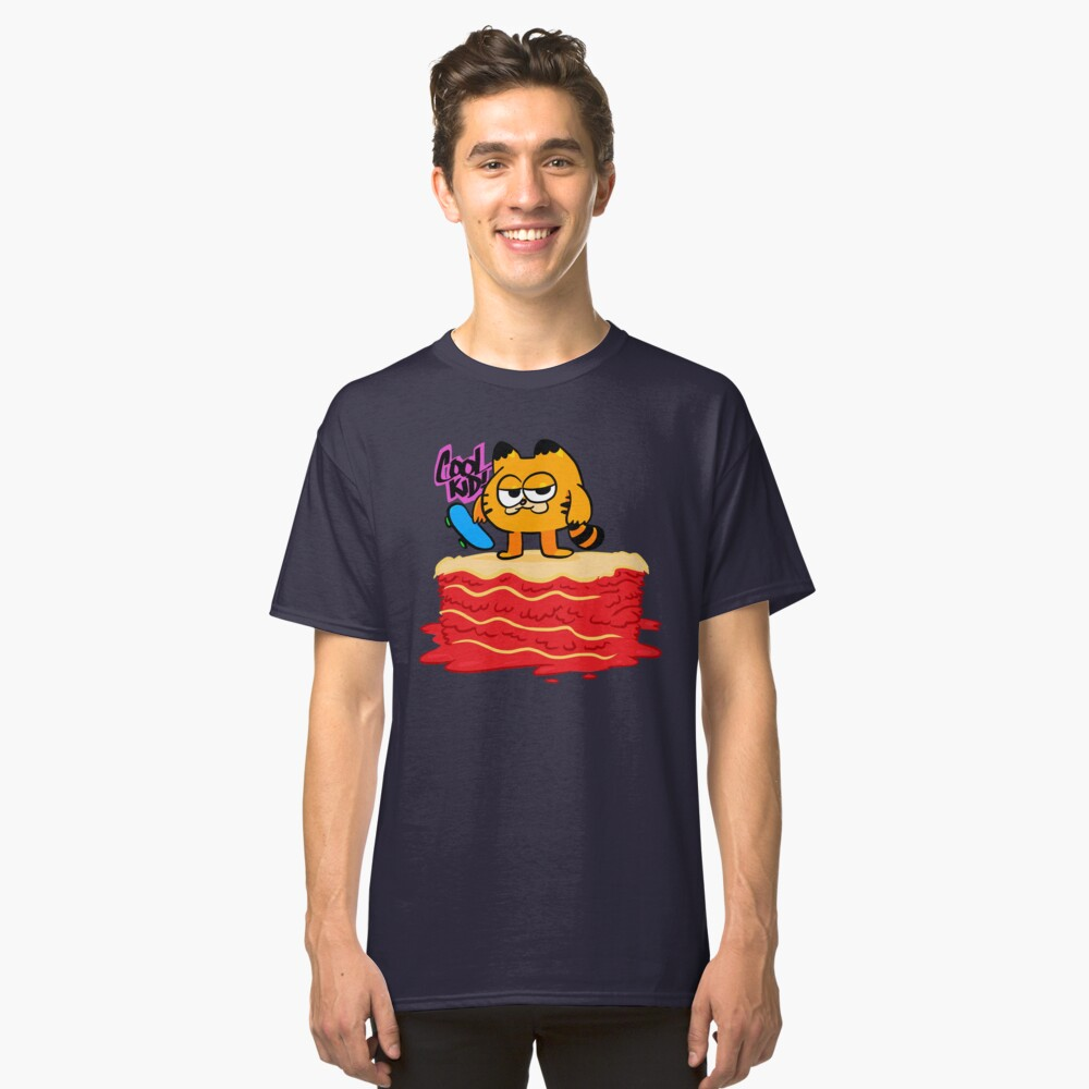 the COOLEST kid Classic T-Shirt Front