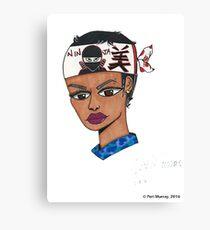Bandana Canvas Print