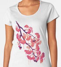 O Ginkgo Women's Premium T-Shirt
