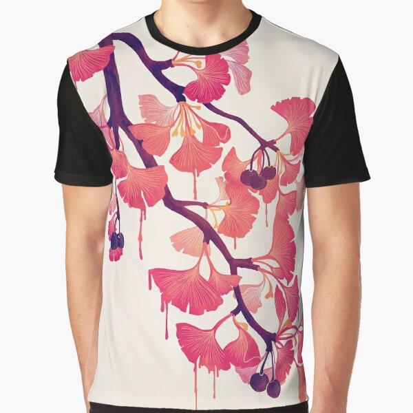 O Ginkgo Graphic T-Shirt