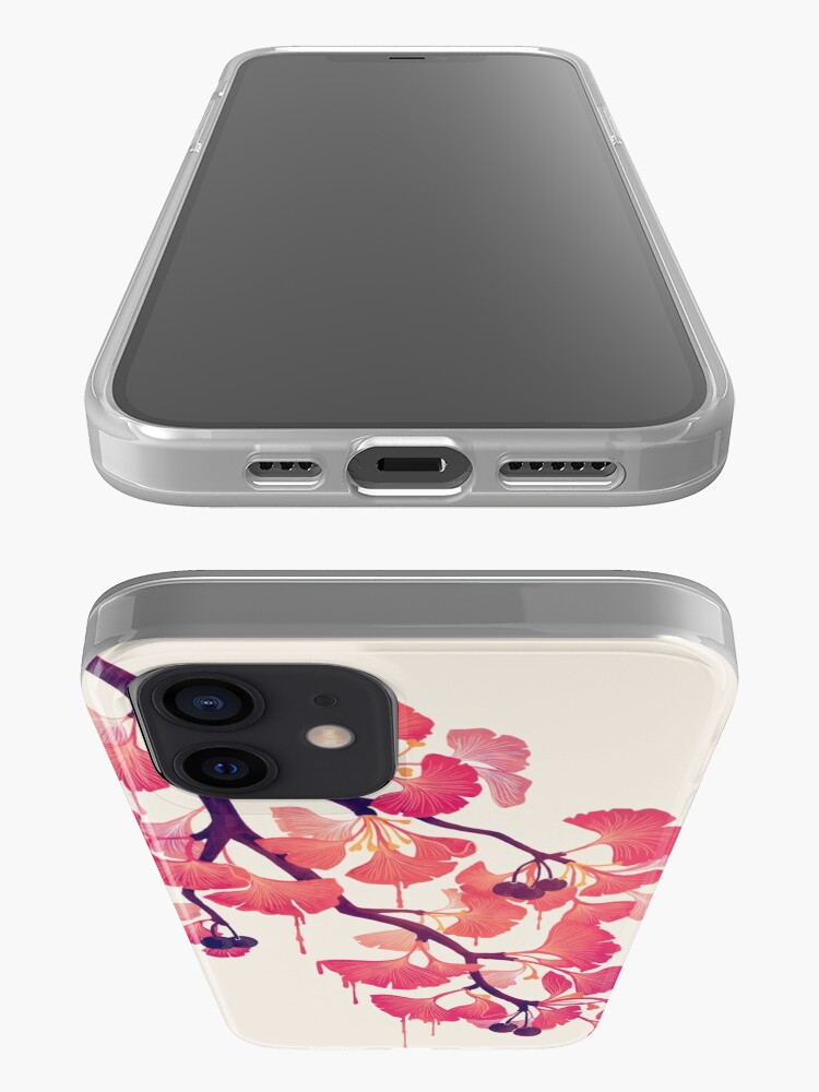 Alternate view of O Ginkgo iPhone Case & Cover