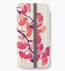O Ginkgo iPhone Wallet/Case/Skin