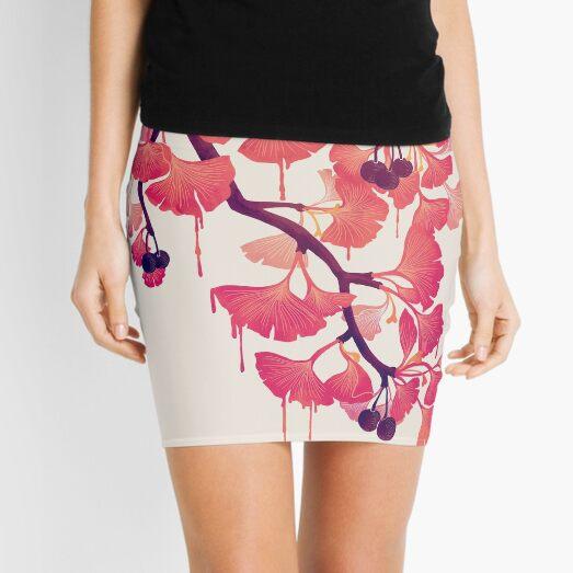O Ginkgo Mini Skirt