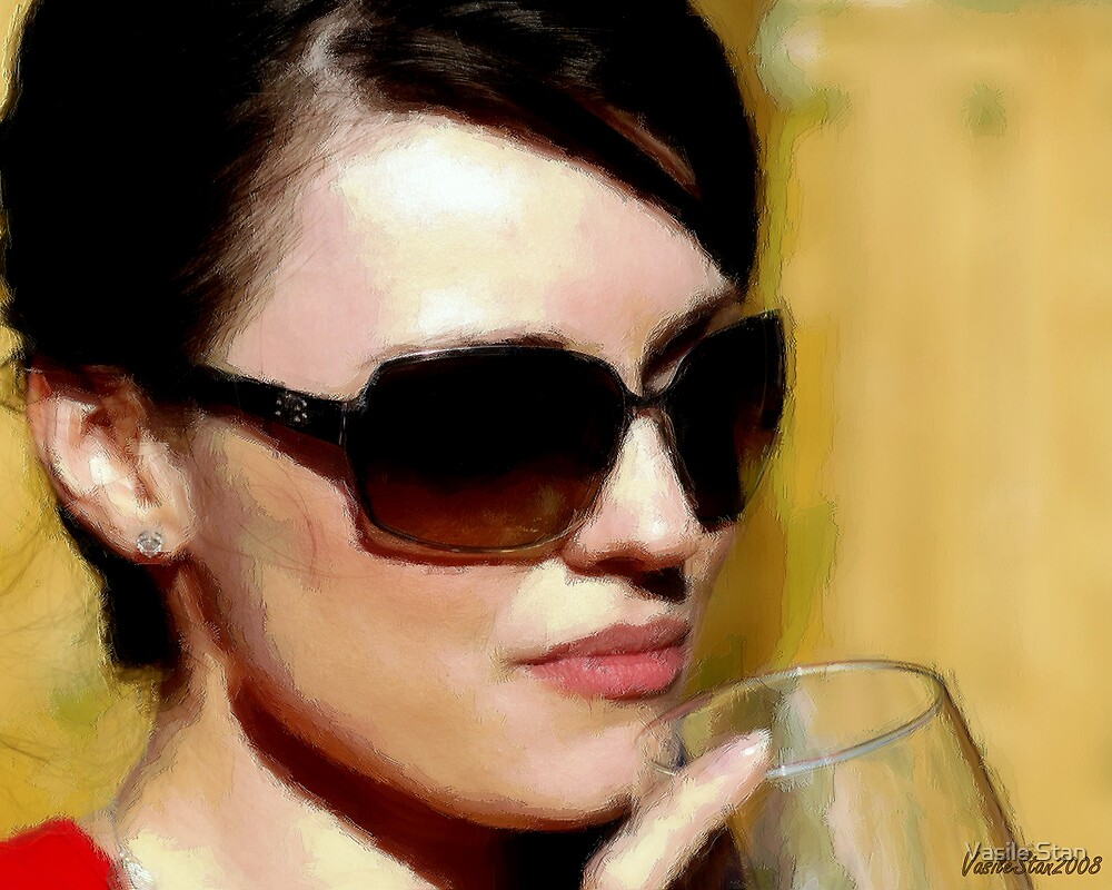 Monica by Vasile Stan