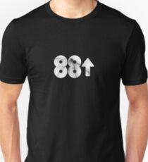 88rising logo with black lightning Unisex T-Shirt
