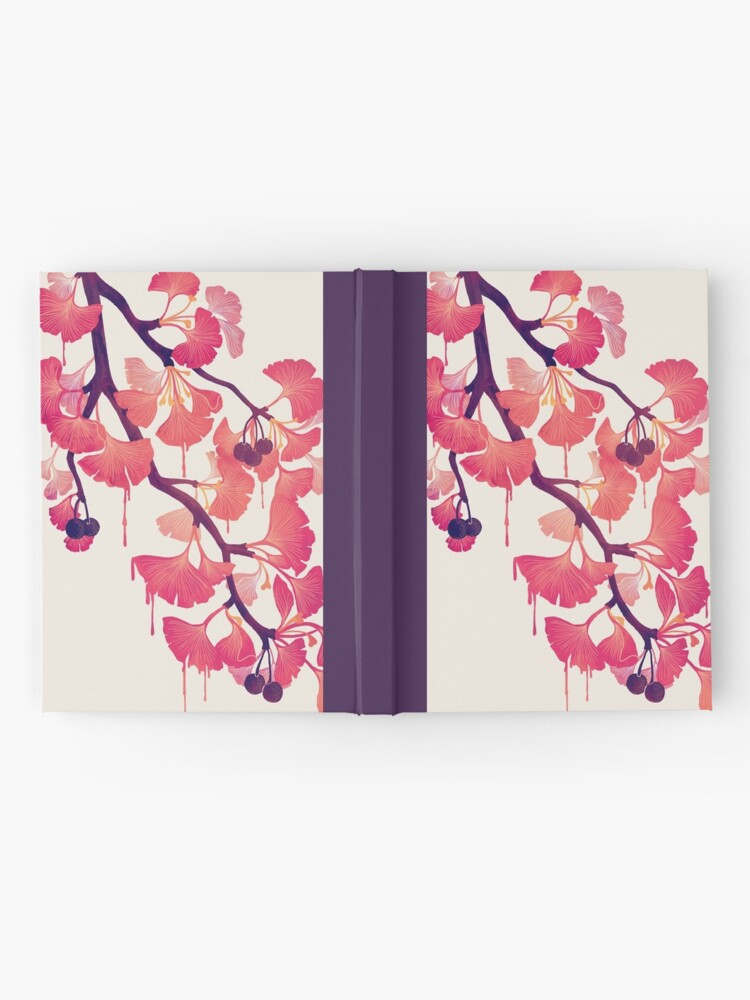 Alternate view of O Ginkgo Hardcover Journal