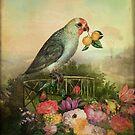 Mandarin Basilic by Catrin Welz-Stein