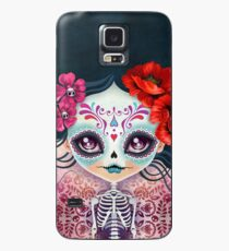 Amelia Calavera - Sugar Skull Case/Skin for Samsung Galaxy